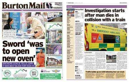 Burton Mail – June 05, 2018