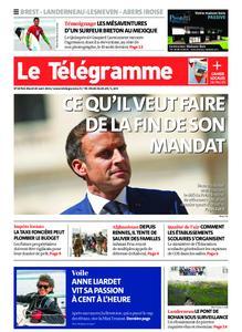Le Télégramme Brest Abers Iroise – 24 août 2021