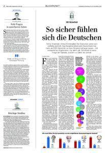 Märkische Allgemeine Zossener Rundschau - 11. November 2017