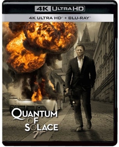 Quantum of Solace (2008) [4K, Ultra HD]