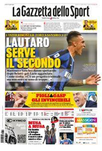 La Gazzetta dello Sport Roma – 14 luglio 2020