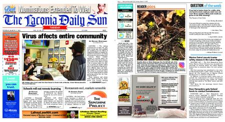 The Laconia Daily Sun – March 17, 2020
