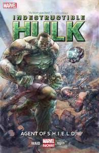 Indestructible Hulk Vol 1Agent of S H I E L D 2012 Digital