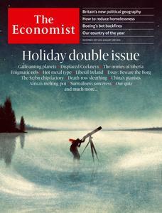 The Economist Latin America – 21 December 2019