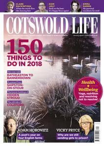 Cotswold Life - January 2018