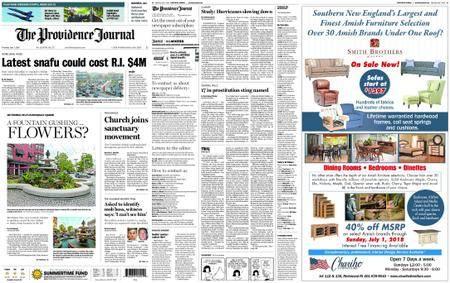 The Providence Journal – June 07, 2018