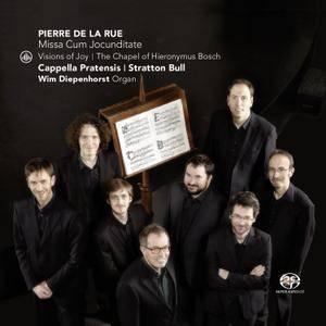 Pierre de la Rue - Missa Cum Jocunditate & Visions of Joy - Cappella Pratensis (2016) {Challenge Records Digital Downloads}