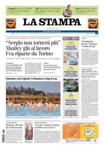 La Stampa Imperia e Sanremo - 23 Luglio 2018