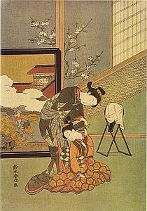Japanese woodcut print - 02