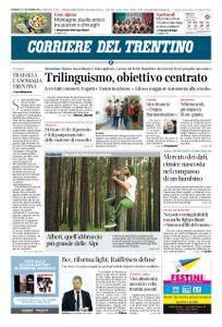 Corriere del Trentino – 16 settembre 2018