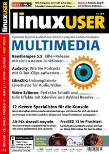 LinuxUser – März 2019
