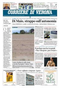 Corriere di Verona – 14 maggio 2019