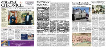 Gibraltar Chronicle – 17 September 2020