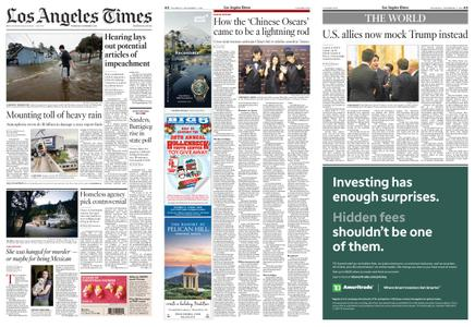 Los Angeles Times – December 05, 2019