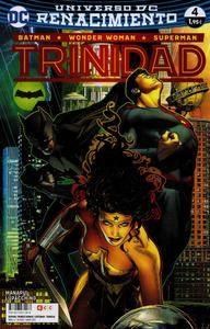 Batman/Wonder Woman/Superman: Trinidad núm. 4