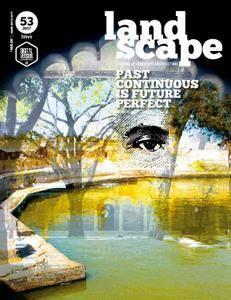 LA, Journal of Landscape Architecture - March 2018