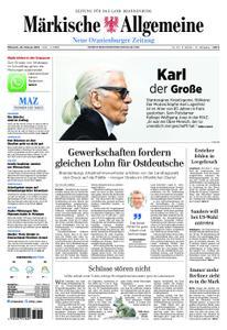 Neue Oranienburger Zeitung - 20. Februar 2019