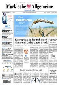 Märkische Allgemeine Prignitz Kurier - 26. Juli 2018