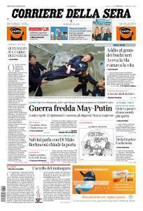 Corriere della Sera - 15 Marzo 2018