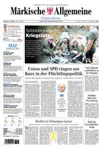Märkische Allgemeine Prignitz Kurier - 04. Juli 2018
