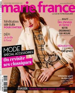 Marie France - novembre 2019