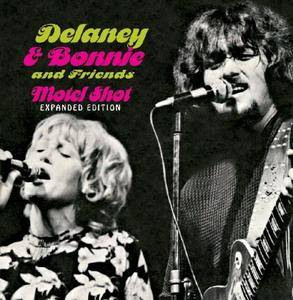 Delaney And Bonnie And Friends - Motel Shot 1971 (Expanded Edition 2017)