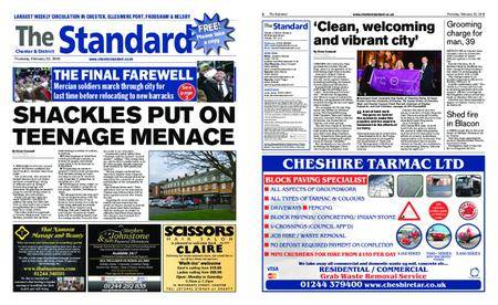 The Standard Chester & District – February 22, 2018