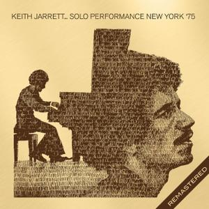 Keith Jarrett - Live At The Skinner Hall, Vassar College, Ny 13 Feb 75 (2016)