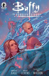 Buffy the Vampire Slayer Season 10 024 2016 Digital Cypher 2 0mpire