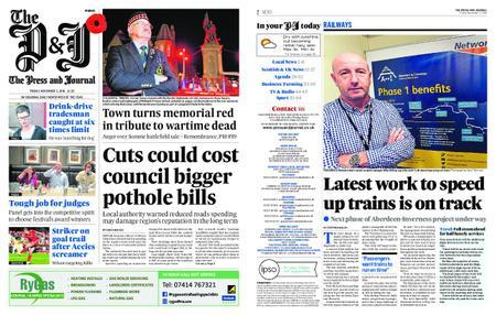 The Press and Journal Moray – November 02, 2018