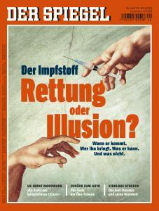 Der Spiegel - 24 Oktober 2020
