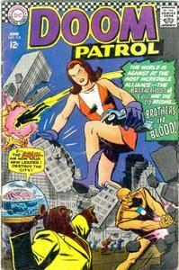 For PostalPops Doom Patrol v1 112 cbr
