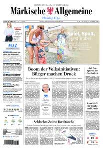 Märkische Allgemeine Fläming Echo - 26. August 2019
