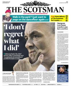 The Scotsman - 26 May 2020