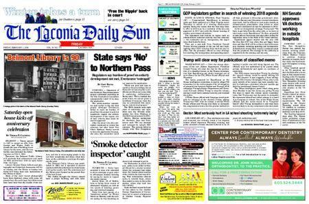 The Laconia Daily Sun – February 02, 2018