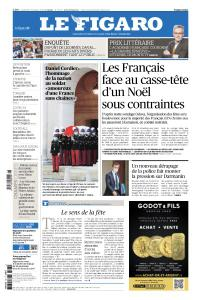 Le Figaro - 27 Novembre 2020