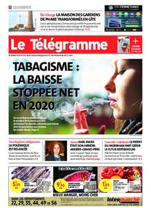Le Télégramme Quimper – 27 mai 2021