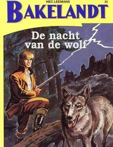 Bakelandt - 83 - De Nacht Van De Wolf