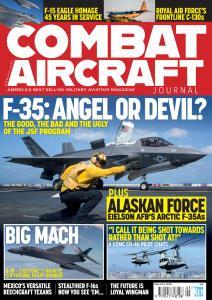 Combat Aircraft - May 2021