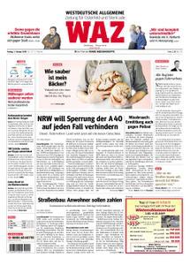 WAZ Westdeutsche Allgemeine Zeitung Oberhausen-Sterkrade - 01. Februar 2019