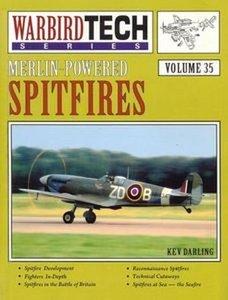 Merlin-Powered Spitfires (Warbird Tech Series 35) (Repost)