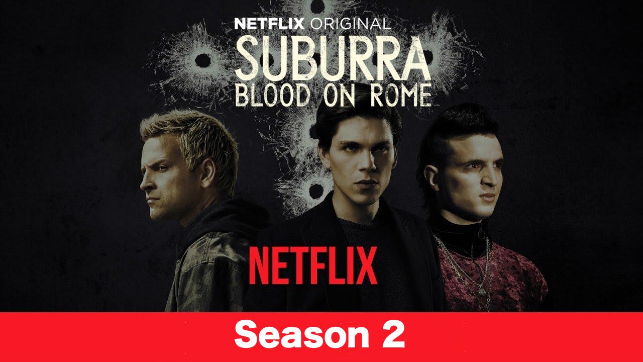 Suburra Season 2