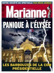 Marianne - 21 Septembre 2018