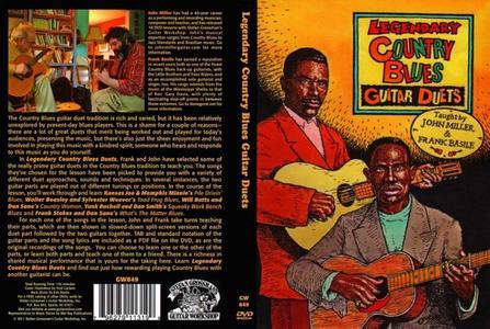 John Miller - Legendary Country Blues Duets