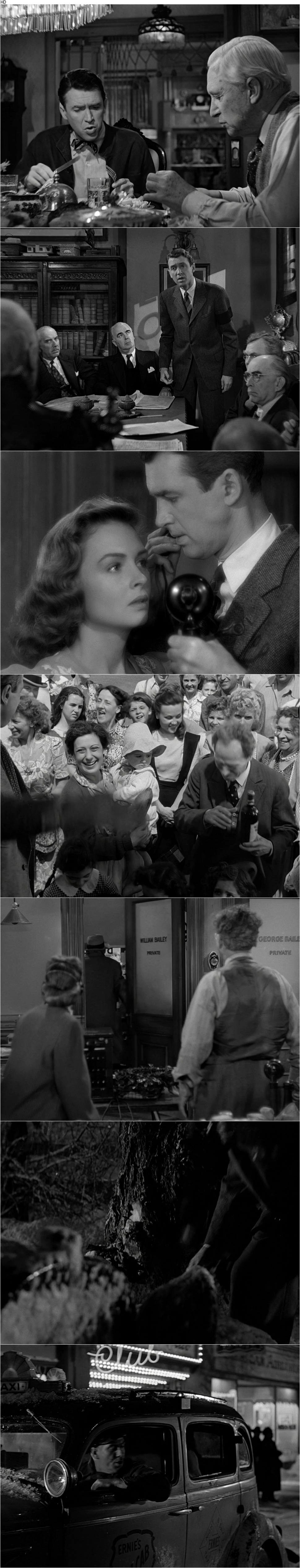 It's a Wonderful Life (1946) + Extras