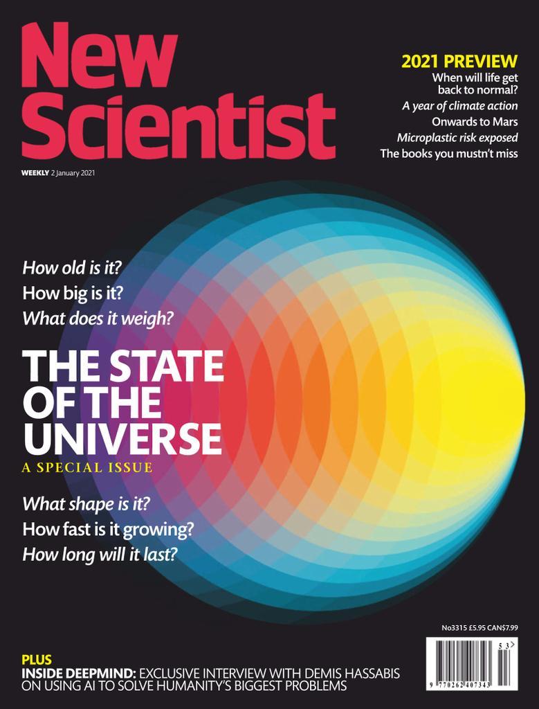 New Scientist - January 02, 2021