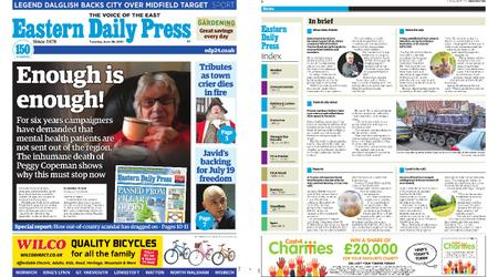 Eastern Daily Press – June 29, 2021