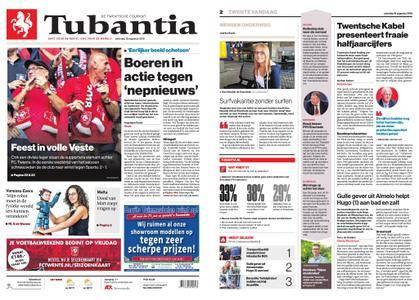 Tubantia - Enschede – 18 augustus 2018