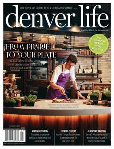 Denver Life Magazine – August 2021