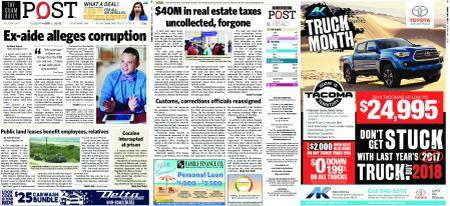 The Guam Daily Post – May 01, 2018